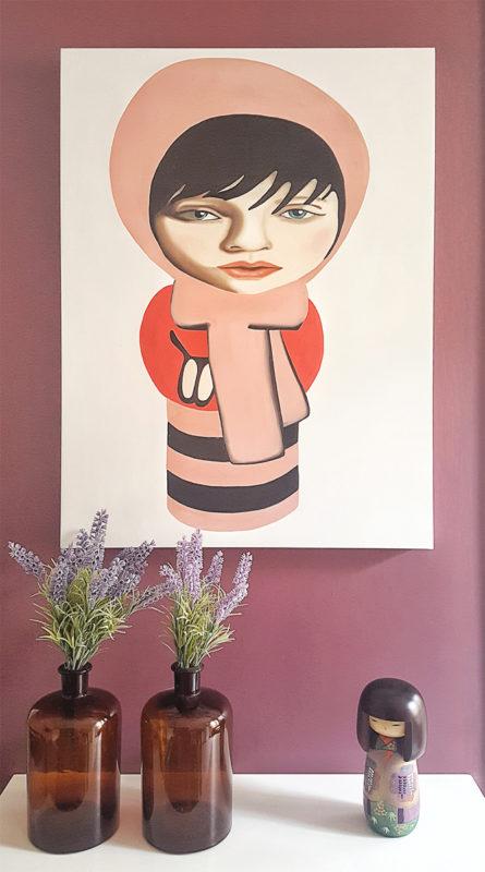 Kokeshi doll #10
